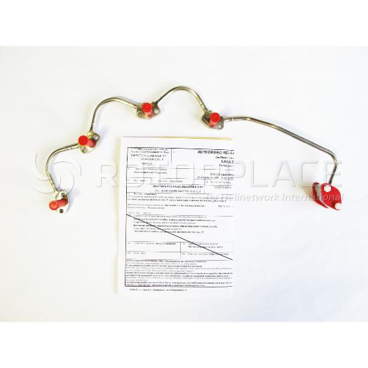 HALF MANIFOLD ASSY,INJECTOR,RIGHT |PN: 0319738330