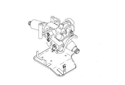VALVE ASSY,ADJUSTED|PN:0319958220